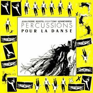 Left Ear Records Jean-Pierre Boistel / Tony Kenneybrew - Percussions Pour La Danse