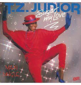 Jamwax TZ Junior - Sugar My Love