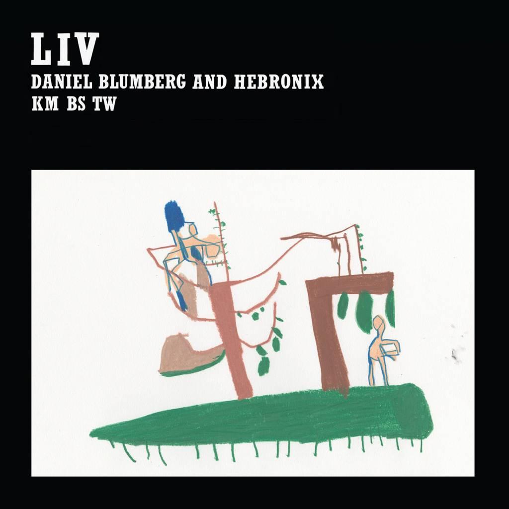 Mute Records Daniel Blumberg And Hebronix - Liv