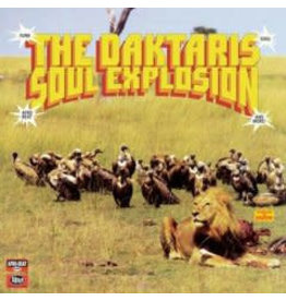 Daptone Records The Daktaris - Soul Explosion (Coloured Vinyl)