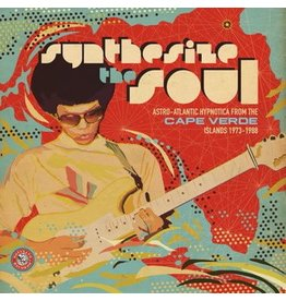 Ostinato Records Various - Synthesize The Soul