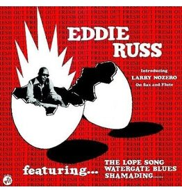 Soul Jazz Records Eddie Russ - Fresh Out