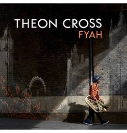 Gearbox Theon Cross - Fyah (SIGNED COPY)