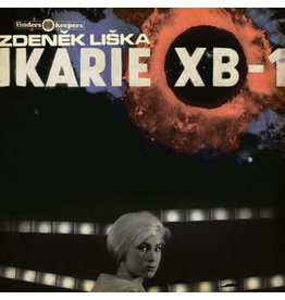 Finders Keepers Records Zdenek Liska - Ikarie XB-1