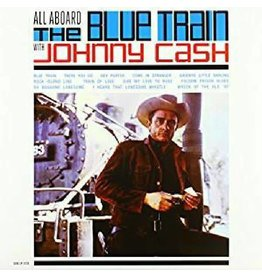 Charly Johnny Cash - All Aboard The Blue Train