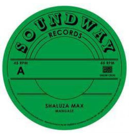 Soundway Records Shaluuza Max / Tabuley Rochereau - Mangase / Hafi Deo