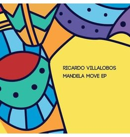 Deset Ricardo Villalobos - Mandela Move EP