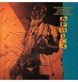 Tidal Waves Music Pharoah Sanders & Idris Muhammad - Africa