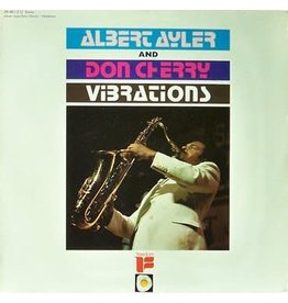 ORG Music Albert Ayler & Don Cherry - Vibrations