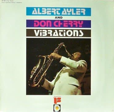 ORG Music Albert Ayler & Don Cherry - Vibrations