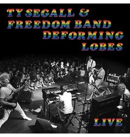 Drag City Ty Segall & The Freedom Band - Deforming Lobes