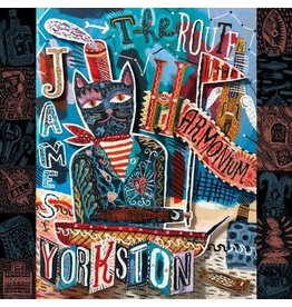 Domino Records James Yorkston - The Route To The Harmonium (Coloured Vinyl)