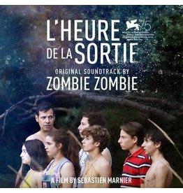 L'Âge d'Or Records Zombie Zombie - L'Heure de la Sortie OST