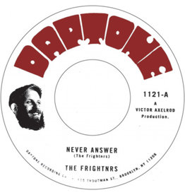 Daptone Records The Frightnrs - Never Answer b/w Questions (Dub)