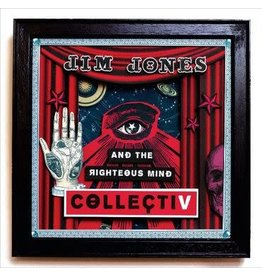Masonic Records Jim Jones & The Righteous Mind - CollectiV (Coloured Vinyl)
