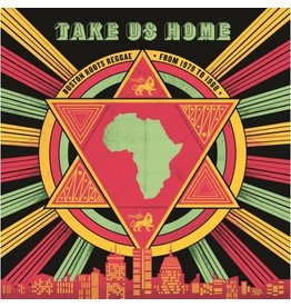 Cultures Of Soul Various - Take Us Home: Boston Roots Reggae From 1979-1988