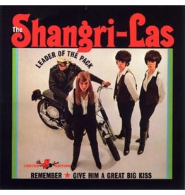 8th Records The Shangri-Las - Leader Of The Pack