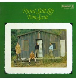 8th Records Tom Scott - Rural Still Life