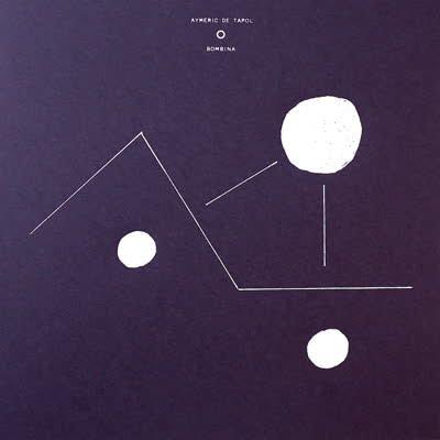 Angstrom Records Aymeric De Tapol - Bombina
