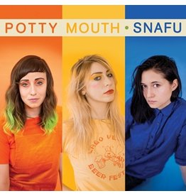 Get Better Records Potty Mouth - Snafu (Coloured Vinyl)