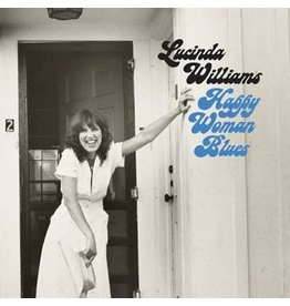 Smithsonian Folkways Special Series Lucinda Williams - Happy Woman Blues