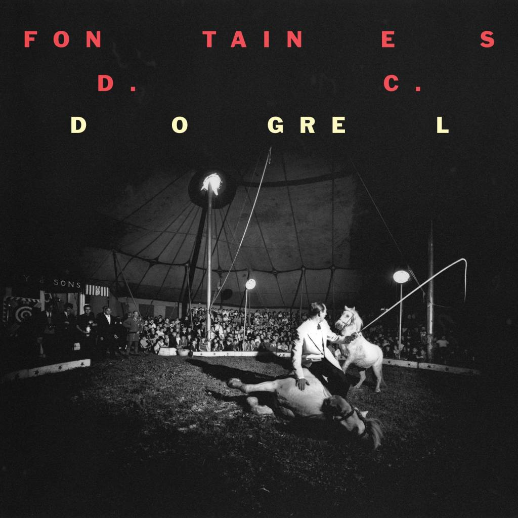 Partisan Records Fontaines D.C. - Dogrel (Coloured Vinyl)