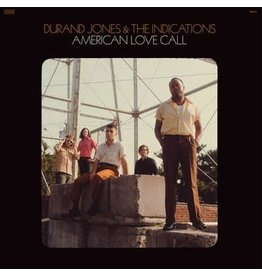 Dead Oceans Durand Jones & the Indications  - American Love Call (Coloured Vinyl)
