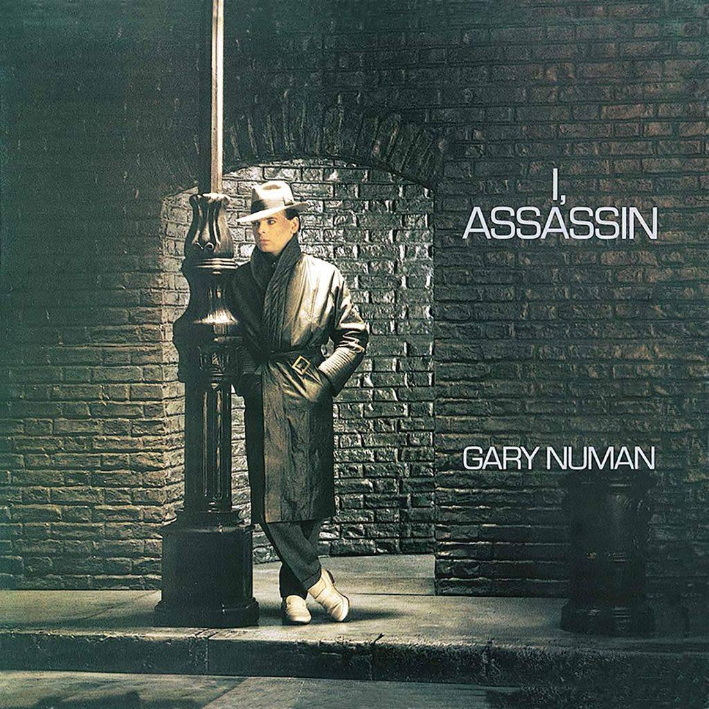 Beggars Banquet Gary Numan - I, Assassin (Coloured Vinyl)
