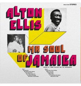 Music On Vinyl Alton Ellis - Mr Soul Of Jamaica