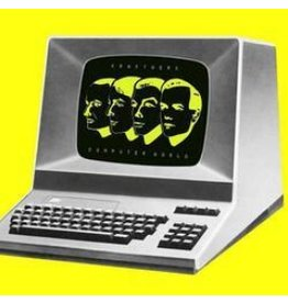 Mute Records Kraftwerk - Computer World