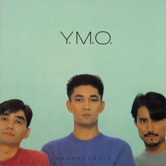 Music On Vinyl Yellow Magic Orchestra - Naughty Boys & Instrumental
