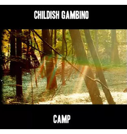 Glassnote Childish Gambino - Camp
