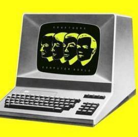 Mute Records Kraftwerk - Computer World