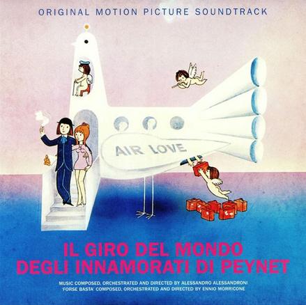 Monte Stella Ennio Morricone - Il Riro Del Mondo (Coloured Vinyl)