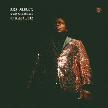 Big Crown Lee Fields & The Expressions - It Rains Love (Coloured Vinyl)