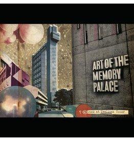 Static Caravan Art Of The Memory Palace - Dusk at Trellick Tower