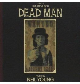 Warner Music Group Neil Young - Dead Man: A Film By Jim Jarmusch (Music From And Inspired By The Motion Picture)