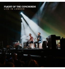 Sub Pop Records Flight of the Conchords - Live in London (Coloured Vinyl)