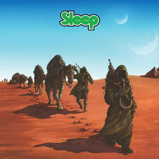 Southern Lord Sleep - Dopesmoker (Orange Vinyl)