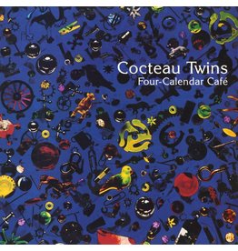 UMC Cocteau Twins - Four Calendar Café