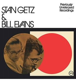 Universal Stan Getz & Bill Evans - Stan Getz & Bill Evans
