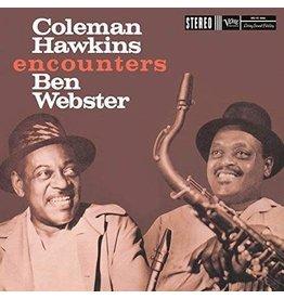 Universal Coleman Hawkins - Coleman Hawkins Encounters Ben Webster
