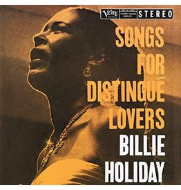 Universal Billie Holiday - Songs For Distingué Lovers