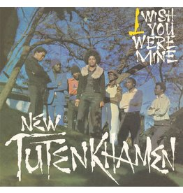 Nyami Nyami Records The New Tutenkhamen - I Wish You Were Mine