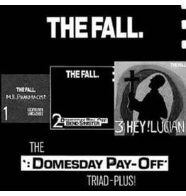 Beggars Banquet The Fall - Bend Sinister / The Domesday Pay-Off Triad-Plus