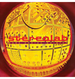 Duophonic Stereolab - Mars Audiac Quintet (Expanded Edition) (Coloured Vinyl)
