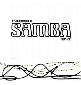 Mr Bongo Tom Ze - Estudando O Samba