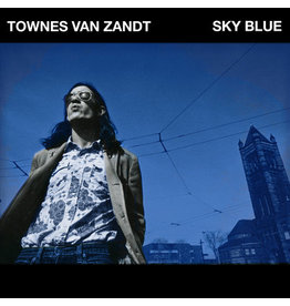 Fat Possum Records Townes Van Zandt - Sky Blue (Coloured Vinyl)