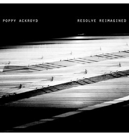 One Little Indian Records Poppy Ackroyd - Resolve Reimagined