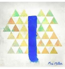 Rostrum Records Mac Miller - Blue Slide Park